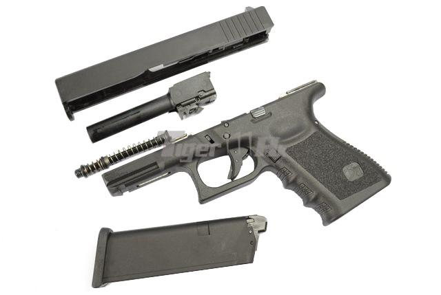 WE 999 RAS / 999E Assault AEG & Stark Arms S17 GBB STARK-GBB-S19-BK-12