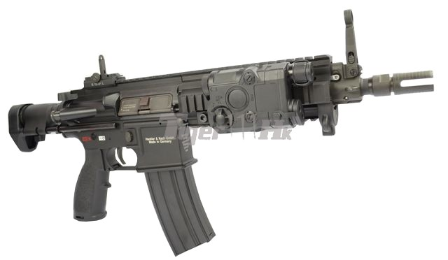 BELL AUG AEG Special Price & New Items of Airsoft Tiger111Hk UMAREX-AEG-L-HK416C-BK-2