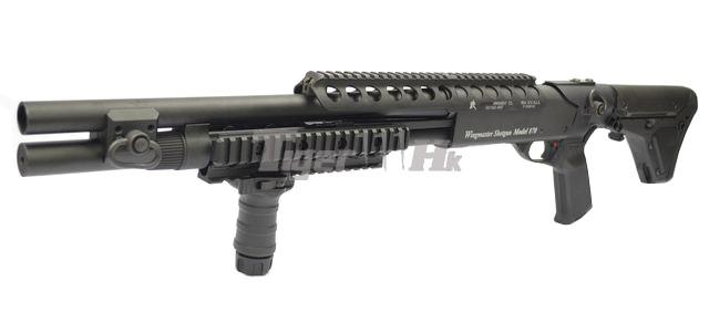 The Series of CYMA AEG; G&P M870 Shogun; KWA LM4 GBB Assault Rifle GP-SHG010-1