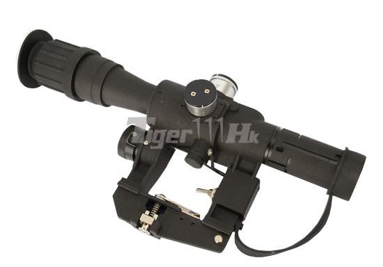 WE & VFC's New Product; King Arms Illuminate Scope KA-SCOPE-22-2
