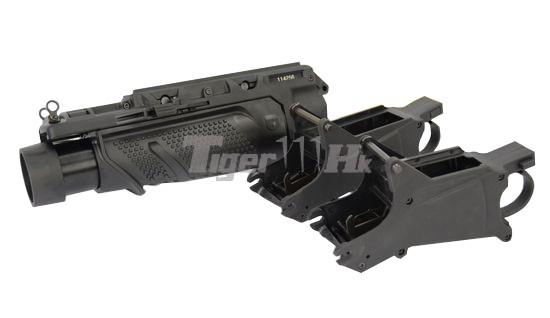 WE & VFC's New Product; King Arms Illuminate Scope VFC-VF5-GL-MK13-BK01-1