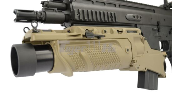 WE & VFC's New Product; King Arms Illuminate Scope VFC-VF5-GL-MK13-TN01-10