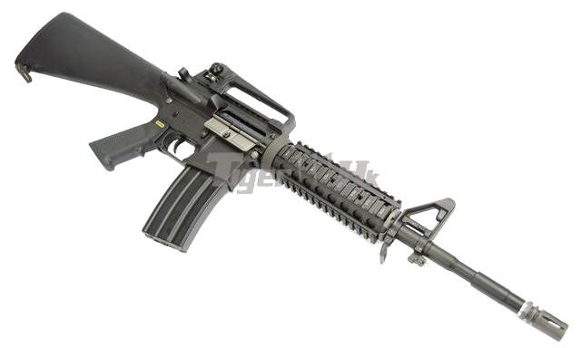 WE & VFC's New Product; King Arms Illuminate Scope WE-AEG-0013-SR-16-17