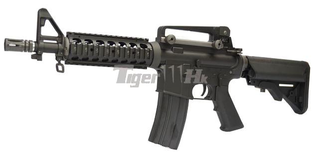 Tiger111Hk Madness Sale; WE M4 CQRB AEG; SWAT New Items WE-AEG-0016-M4-CQB-BK-1