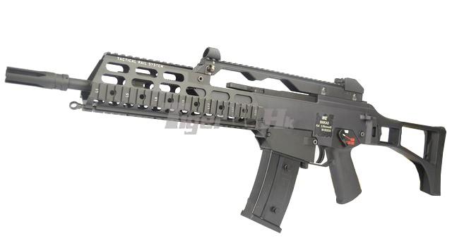 WE 999 RAS / 999E Assault AEG & Stark Arms S17 GBB WE-AEG-999-RAS-1