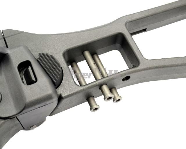 WE 999 RAS / 999E Assault AEG & Stark Arms S17 GBB WE-AEG-999-RAS-14