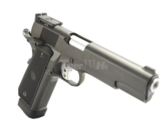 WELL Metal Double-stack 1911 CO2/GAS GBB Pistol