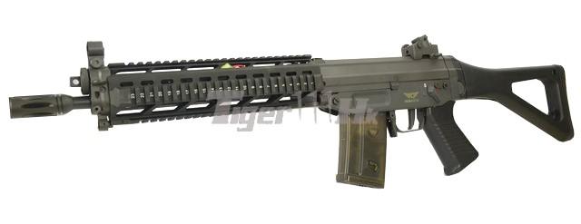 Magpul PTS PDR SMG AEG & Jing Gong's Electric Gun JG-081BL-II-SIG551-1