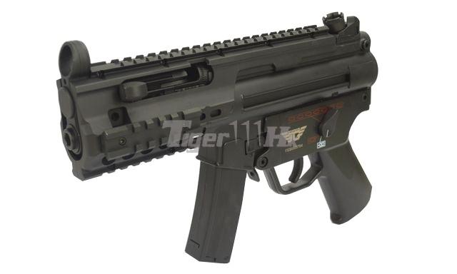 Magpul PTS PDR SMG AEG & Jing Gong's Electric Gun JG-202T-M5K-1