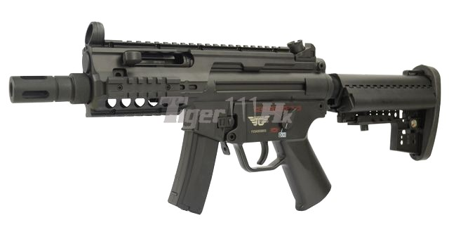 Magpul PTS PDR SMG AEG & Jing Gong's Electric Gun JG-206T-M5K-SOPMOD2-1