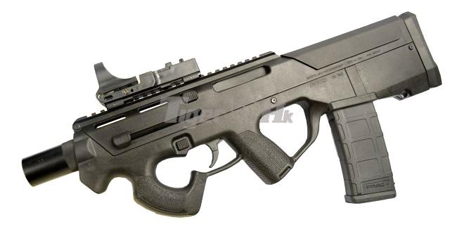 Magpul PTS PDR SMG AEG & Jing Gong's Electric Gun MPTS-PT608680307-BK-16