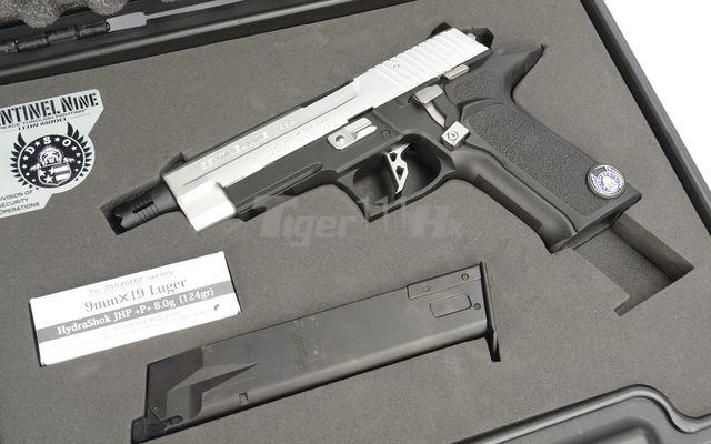 Crazy Sale of Some King Arms AEG Rifle & Marui Biohazard Limited GBB TM-GBB-BIO-LEON-LE-14