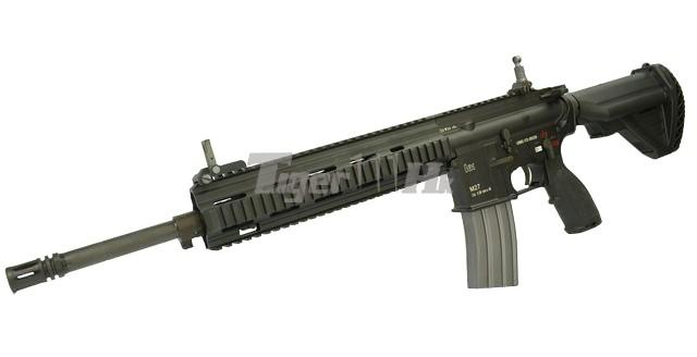 WE Series GBB; UMAREX's GBB & AEG UMAREX-AEG-HK416-M27-IAR-1