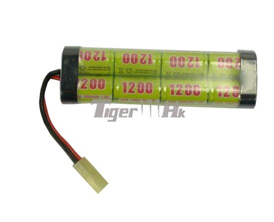 Cool 1.2V 1200mAh Battery (Ni-MH)(Mini type )( Mini Plug ...