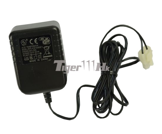 COOL 10V DC Battery Charger (800mA Large Plug) Airsoft ...