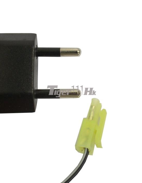 COOL 8.4V Battery Charger (350mAh Mini Plug) Airsoft ...