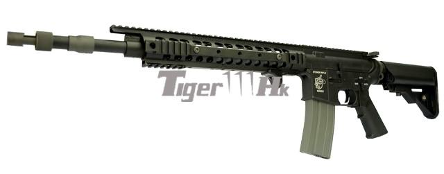 A.P.S. ACP GBB; DYTAC UXR Extend Rifle; Classic Army CA15 DY-AEG12-BK-1