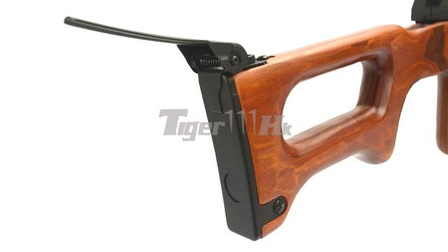 WE SMG-8 GBB ; A&K PKM Real Wood AEG ; WE BULLDOG Px4 GBB A&K-AEG-PKM-WD-19