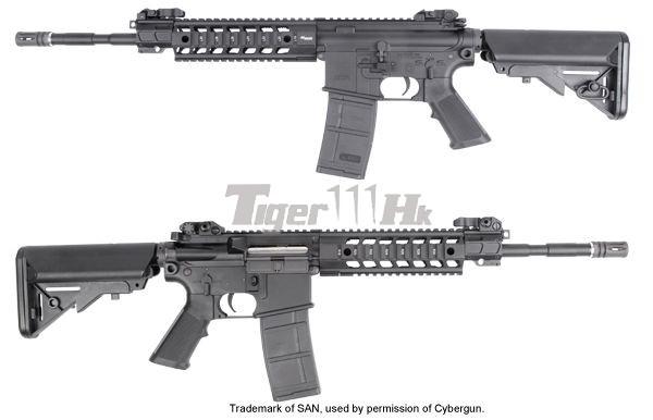 PTS RM4 AEG ; King Arms SIG 516 AEG KA-AG-101-1