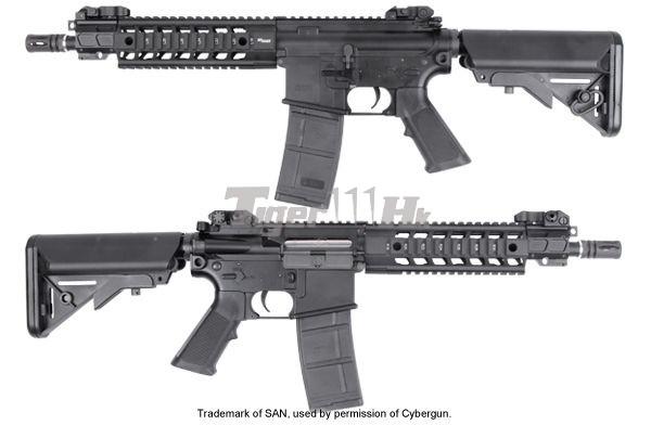 PTS RM4 AEG ; King Arms SIG 516 AEG KA-AG-118-1