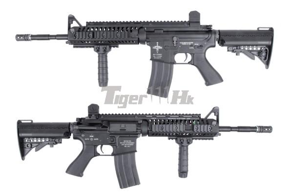 BOL 15%off ; King Arms Vltor AEG VIS Carbine/VIS CQBR/CASV-M KA-AG-159-L-BK-1