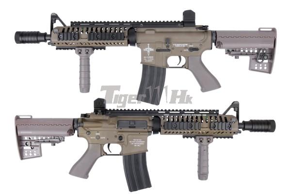 BOL 15%off ; King Arms Vltor AEG VIS Carbine/VIS CQBR/CASV-M KA-AG-159-S-DE-1
