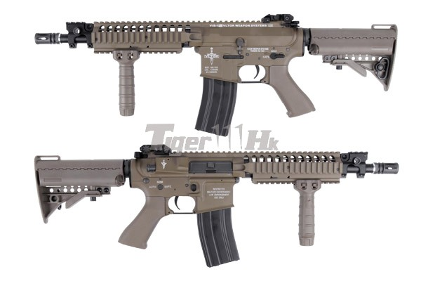 BOL 15%off ; King Arms Vltor AEG VIS Carbine/VIS CQBR/CASV-M KA-AG-160-DE-1