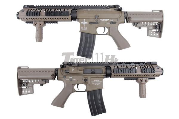 BOL 15%off ; King Arms Vltor AEG VIS Carbine/VIS CQBR/CASV-M KA-AG-161-DE-1