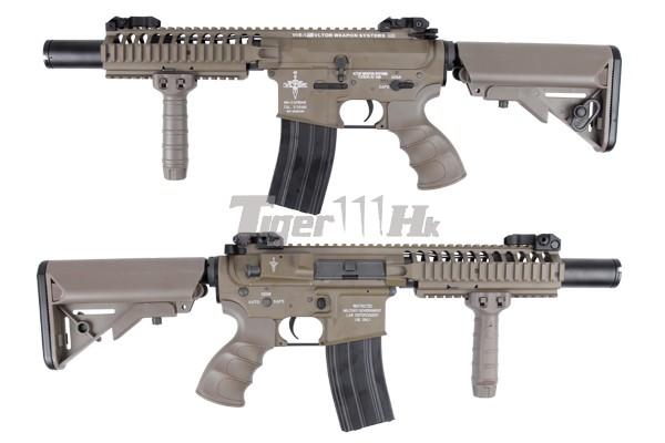 BOL 15%off ; King Arms Vltor AEG VIS Carbine/VIS CQBR/CASV-M KA-AG-162-DE-1