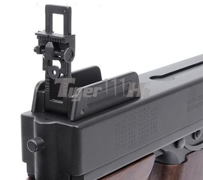 King Arms M1928 EBB , S&T ST-57 AEG ; KSC AKS74U GBBR KA-AG-79-WO-6
