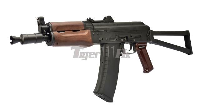 King Arms M1928 EBB , S&T ST-57 AEG ; KSC AKS74U GBBR KSC-GBB-AKS74U-WO-1