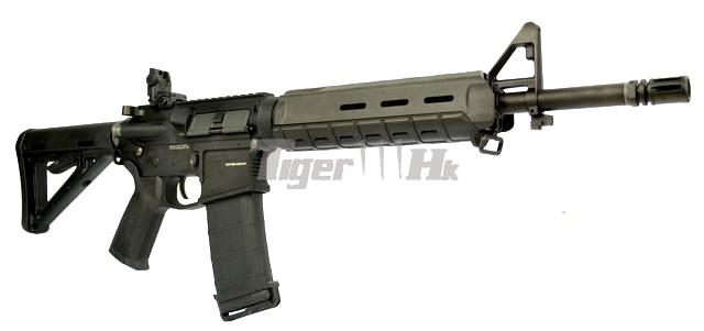 PTS RM4 AEG ; King Arms SIG 516 AEG MPTS-AEG-FL502680407-BK-2