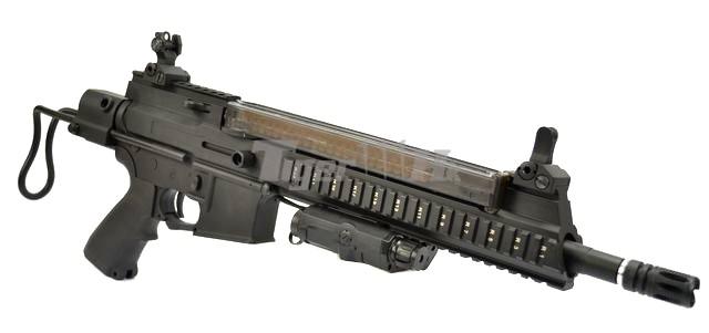 King Arms M1928 EBB , S&T ST-57 AEG ; KSC AKS74U GBBR ST-AEG-18-2