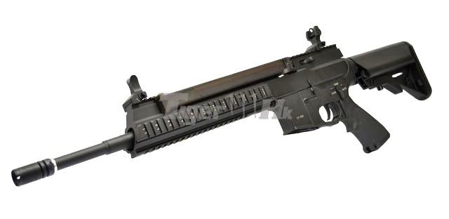 King Arms M1928 EBB , S&T ST-57 AEG ; KSC AKS74U GBBR ST-AEG-19-1