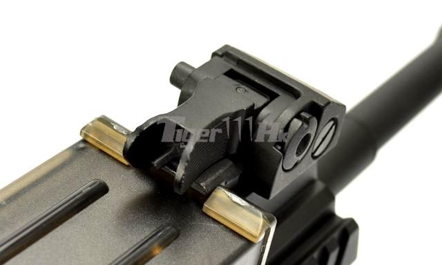 King Arms M1928 EBB , S&T ST-57 AEG ; KSC AKS74U GBBR ST-AEG-19-4