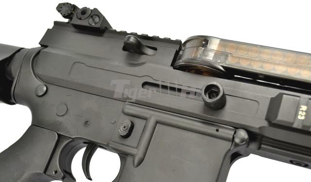 King Arms M1928 EBB , S&T ST-57 AEG ; KSC AKS74U GBBR ST-AEG-19-8