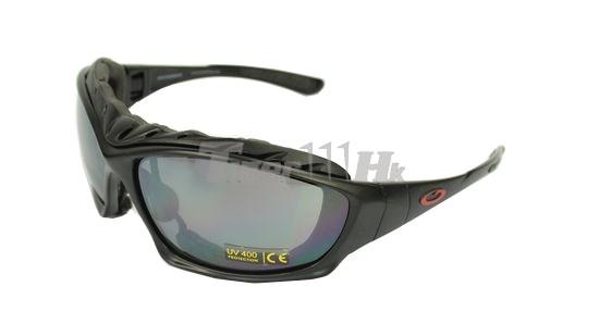 Ballistic Milspec Clear Glasses