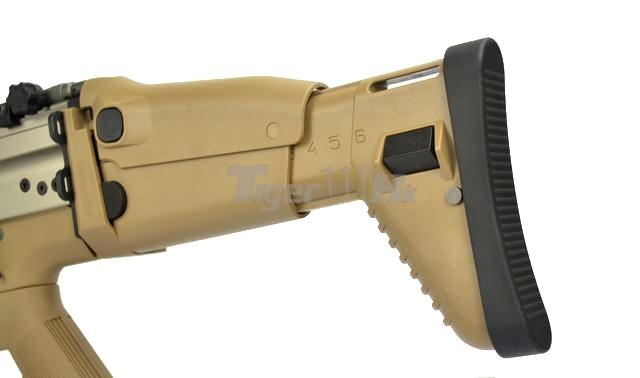 we mk20 scar h sniper support rifle ssr aeg tan airsoft tiger111hk area. Black Bedroom Furniture Sets. Home Design Ideas