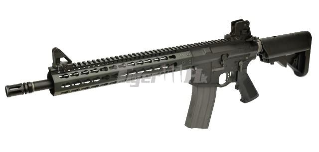 Pts X Kwa Metal Mega Arms Mkm Ar 15 Gbb Rifle Black