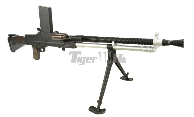 metal real wood stock zb26 light machine gun aeg airsoft tiger111hk area. Black Bedroom Furniture Sets. Home Design Ideas
