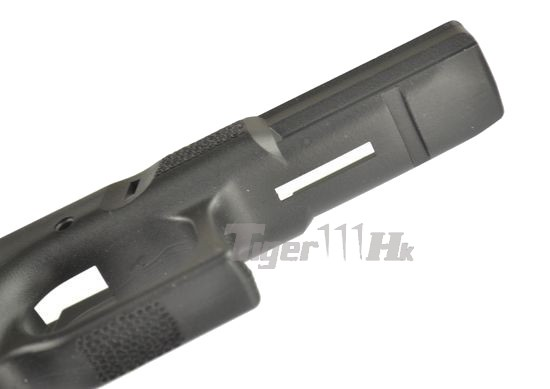 Airsoft 110mm Outer Barrel 12mm CCW For BELL ARMY Tokyo Marui G17 GBB Black