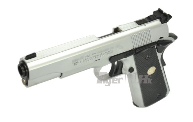 (New Arrival)AMRY R29 & R30 in Silver / PPS M870 Gas Shotgun ARM-GBB-R29-SV-2