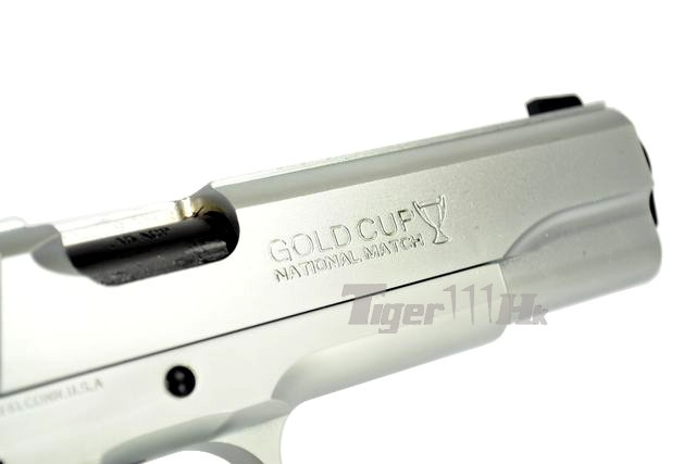 (New Arrival)AMRY R29 & R30 in Silver / PPS M870 Gas Shotgun ARM-GBB-R29-SV-6