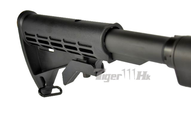 (New Arrival)AMRY R29 & R30 in Silver / PPS M870 Gas Shotgun PPS-SG-M870-RAS-BK-5