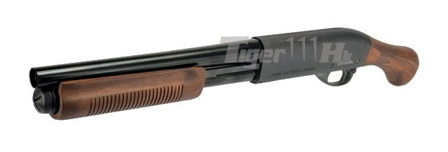 (New Arrival)AMRY R29 & R30 in Silver / PPS M870 Gas Shotgun PPS-SG-M870-SAW-OFF-WOOD-1