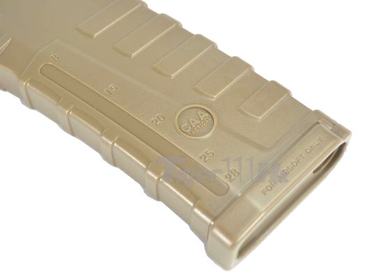 US TAN 5pcs Boxset E/&C 70round Magazine for M4//M16 Airsoft AEG Plasctic