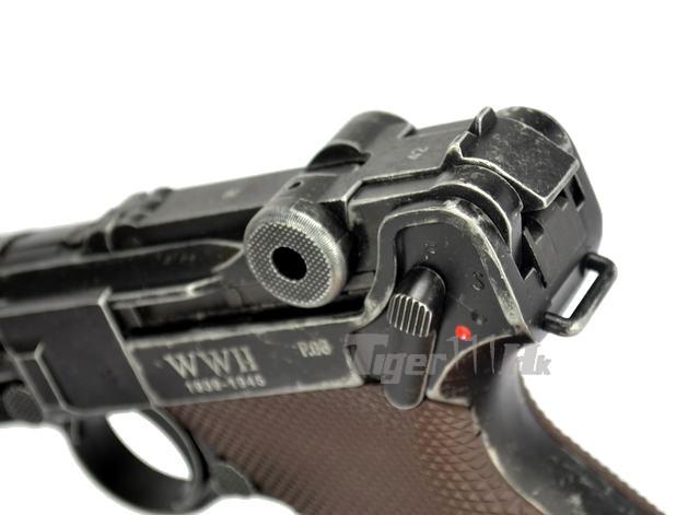 wolf sv pistole