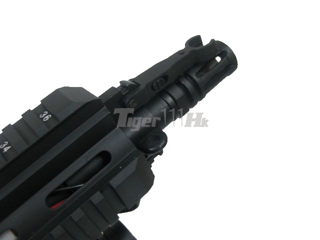 AGM HK416 AEG Rifle with Extendable stock (052)