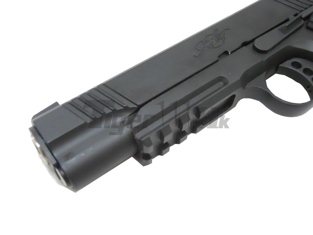 ARMY Kimber Warrior R28 METAL Airsoft GBB Pistol (BK)