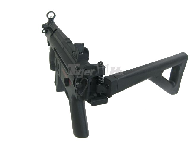 CYMA High power MP5K METAL  Airsoft AEG with Stock(CM-041PDW)